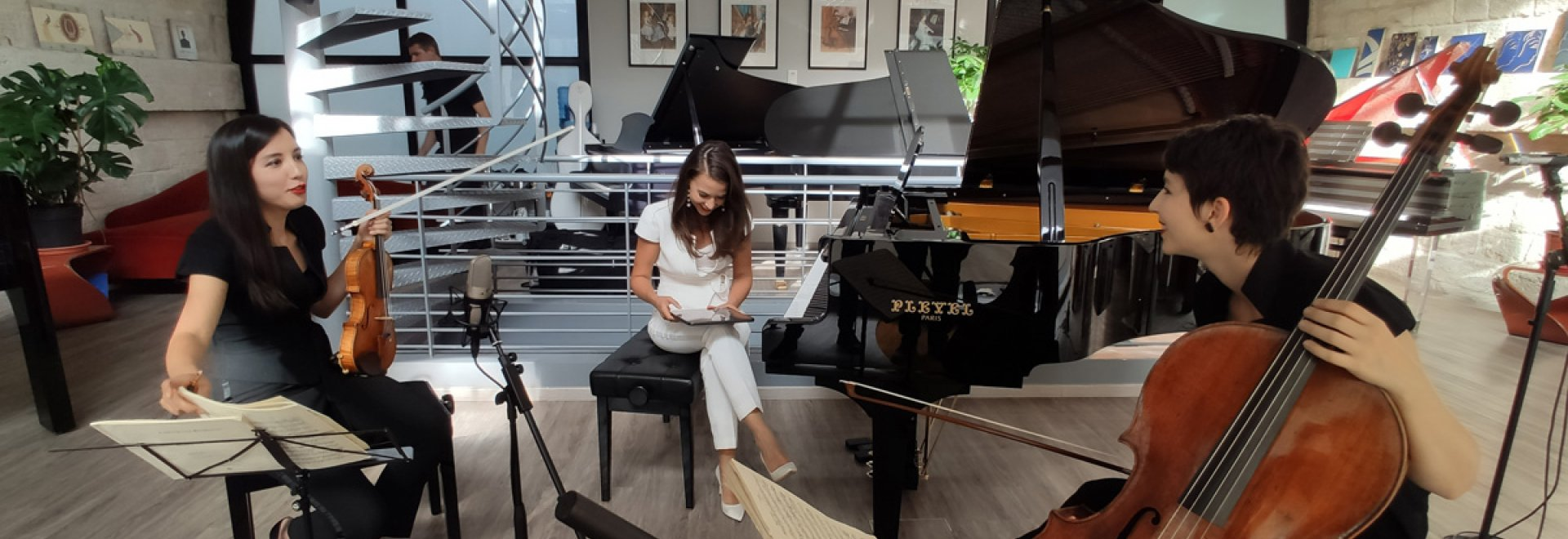 Trio Sõra, l'intégrale des trios de Beethoven