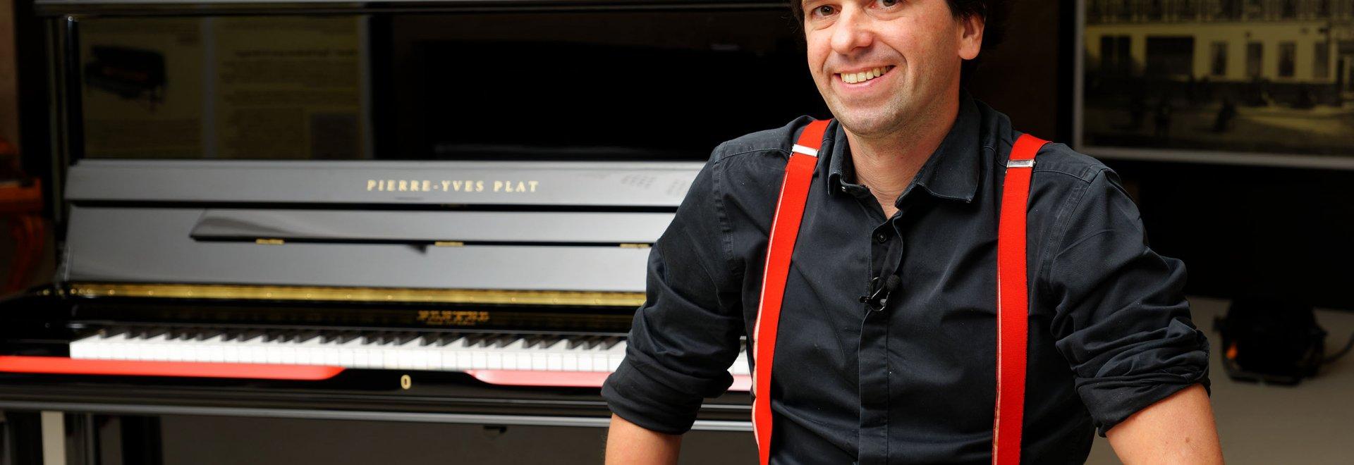 Pierre-Yves Plat découvre son P131