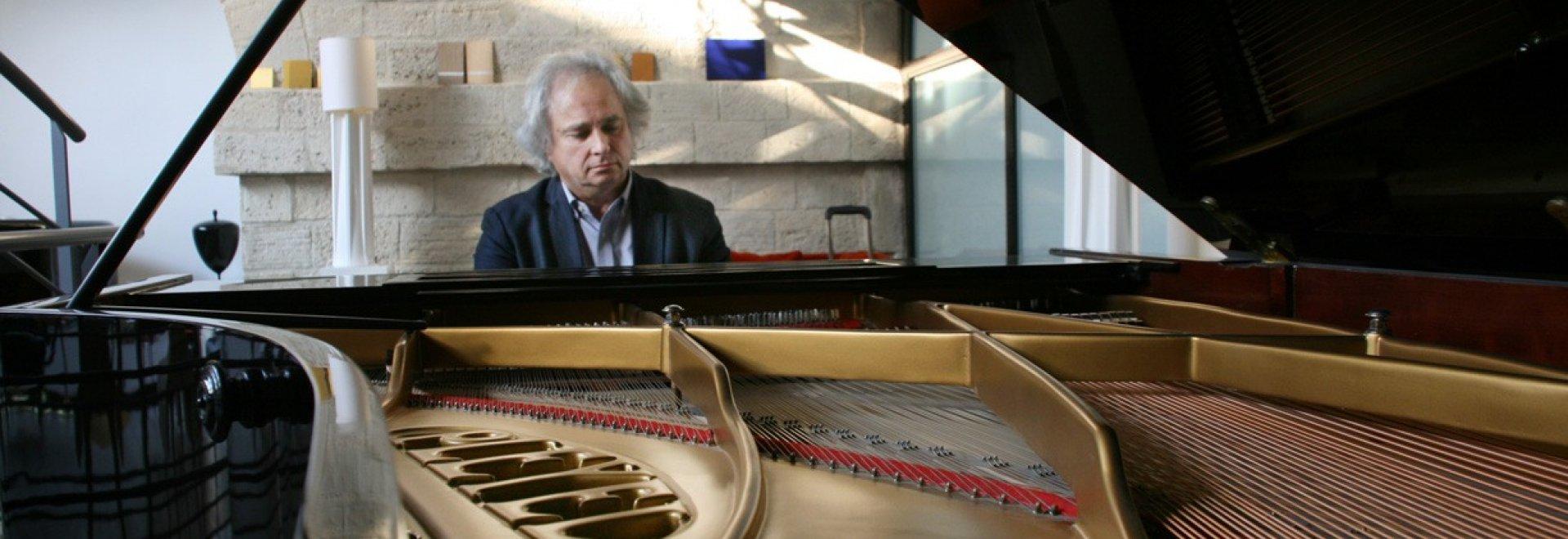 Rencontre avec le pianiste Yves Henry